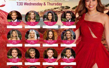 The bachelorette Australia Season 7